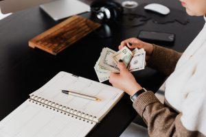 Female Founder money